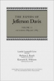 Papers of Jefferson Davis - Lynda Lasswell Crist; Jefferson Davis; Barbara J. Rozek