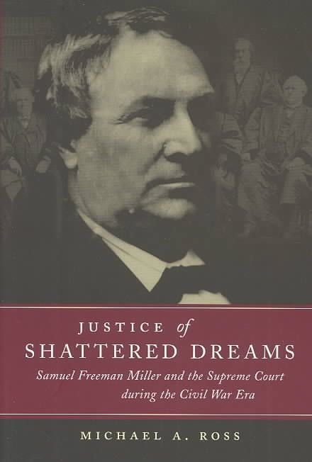 Justice of Shattered Dreams - T.Michael Parrish