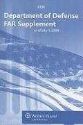 Department of Defense FAR Supplement: As of July 1, 2008