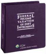 Federal Income Taxation of Debt Instruments (2008 Supplement)