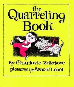 The Quarreling Book - Zolotow, Charlotte