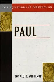 101 Questions and Answers on Paul - Ronald D. Witherup