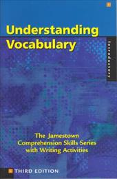 Understanding Vocabulary: Introductory - Jamestown Publishers