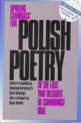 Polish Poetry of the Last Two Decades of Communist Rule OSI: Spoiling Cannibals Fun