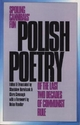 Polish Poetry of the Last Two Decades of Communist Rule - Baranczak.