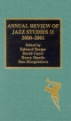 Annual Review of Jazz Studies 11: 2000-2001 - Edward Berger; David Cayer; Henry Martin; Dan Morgenstern