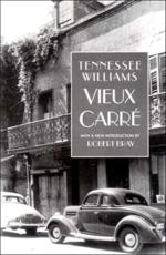 Vieux Carre - Play - Tennessee Williams, Robert Bray
