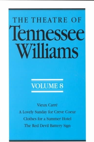 The Theatre of Tennessee Williams, Volume VIII - Tennessee Williams