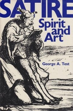 Satire: Spirit & Art - Test, George A.