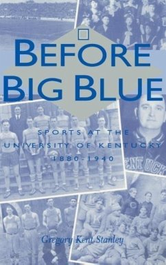 Before Big Blue - Stanley, Gregory Kent
