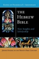 Hebrew Bible - Frederick E. Greenspahn