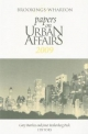 Brookings-Wharton Papers on Urban Affairs 2009 - Janet Rothenberg Pack