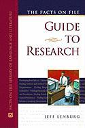 The Facts on File Guide to Research
