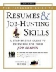 Ferguson Guide to Resumes and Job-hunting Skills - Maurene J. Hinds
