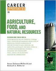 Career Opportunities in Agriculture Food and Natural Resources - Facts on File