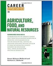 Career Opportunities in Agriculture, Food, and Natural Resources - Echaore-McDavid, Susan / McDavid, Richard A.