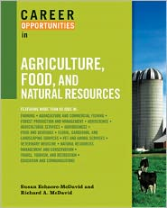 Career Opportunities in Agriculture Food and Natural Resources - Susan Echaore-McDavid