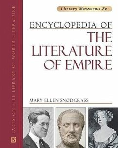 Encyclopedia of the Literature of Empire - Snodgrass, Mary Ellen