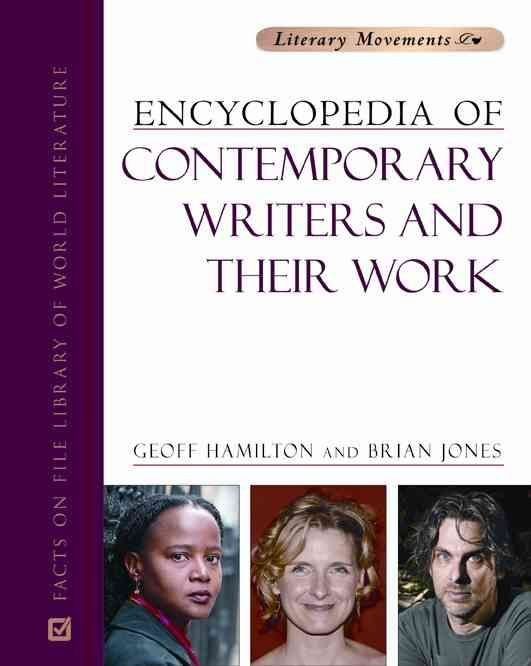 Encyclopedia of Contemporary Writers and Their Work - Geoff Hamilton