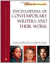 Encyclopedia of Contemporary Writers and Their Work - Hamilton, Geoff / Jones, Brian