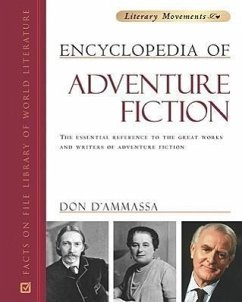 Encyclopedia of Adventure Fiction - D'Ammassa, Don