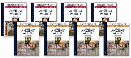 Encyclopedia of Society and Culture in the Ancient and Medieval World, 8-Volume Set
