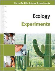 Ecology Experiments - Pamela Walker, Elaine Wood