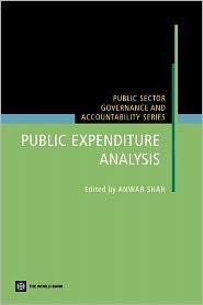 Public Expenditure Analysis