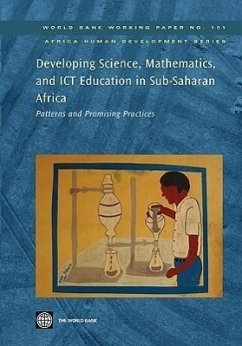 Developing Science, Mathematics, and ICT Education in Sub-Saharan Africa: Patterns and Promising Practices - Ottevanger, Wout Van Den Akker, Jan de Feiter, Leo