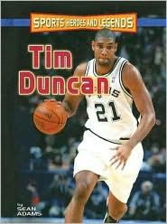 Tim Duncan - Sean Adams