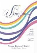 Songlines: Hymns, Songs, Rounds and Refrains for Prayer and Praise - Winter, Miriam Therese
