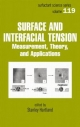 Surface and Interfacial Tension - Stanley Hartland