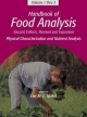 Handbook of Food Analysis - Leo M. L. Nollet