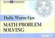 Daily Warm-Ups: Math Problem Solving Level II - Brian Pressley