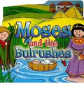 Moses and the Bulrushes - Juliet David
