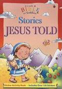 Stories Jesus Told [With Over 130 Stickers]