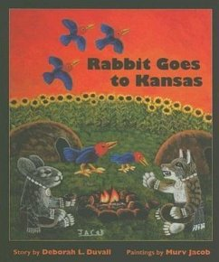 Rabbit Goes to Kansas - Duvall, Deborah L.