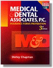 Medical and Dental Associates PC: Insurance Forms Preparation - Chapman, Shirley / Chapman