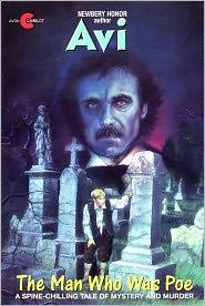 The Man Who Was Poe (Turtleback School & Library Binding Edition) - Avi