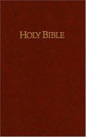 Keystone Bold Text Pew Bible-KJV - National, Book