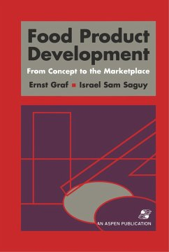 Food Product Development: From Concept to the Marketplace - Saguy, Israel Sam Graf, Ernst