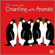 Counting with Animals (Learn with Animals Series)