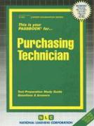 Purchasing Technician: Test Preparation Study Guide, Questions & Answers