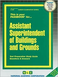 Assistant Superintendent of Buildings and Grounds - Manufactured by National Learning Corporation