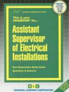 Assistant Supervisor of Electrical Installations