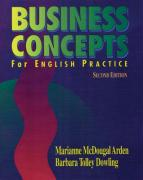 Business Concepts for English Practice