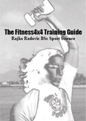 Fitness 4x4 Training Guide