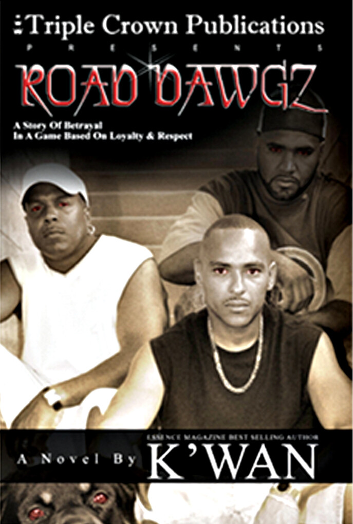 Road Dawgz als eBook von K'wan - Triple Crown Publications