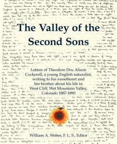 The Valley of the Second Sons - Cockerell, Theodore D. A.