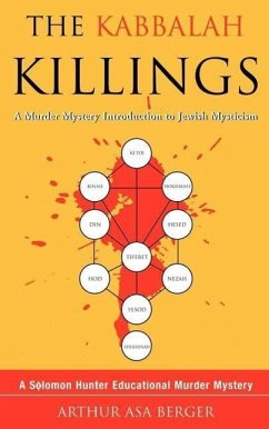The Kabbalah Killings - Berger, Arthur Asa